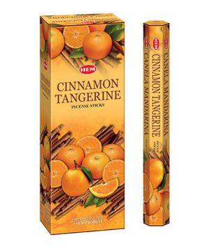 Bețișoare parfumate HEM - Cinnamon Tangerine