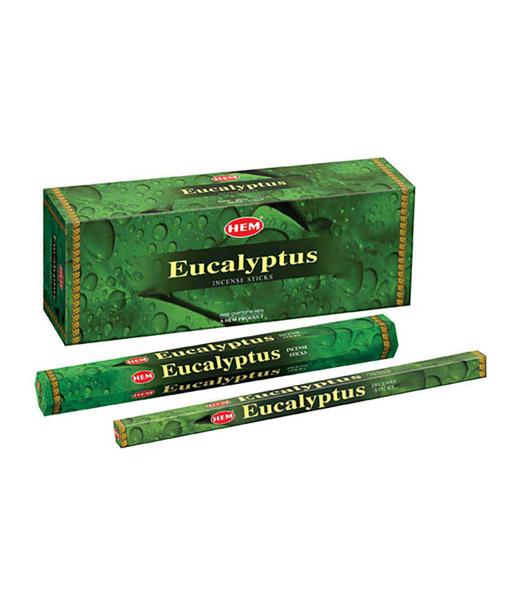 Bețișoare parfumate HEM - Eucalyptus
