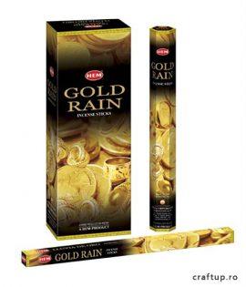 Bețișoare parfumate HEM - Gold Rain