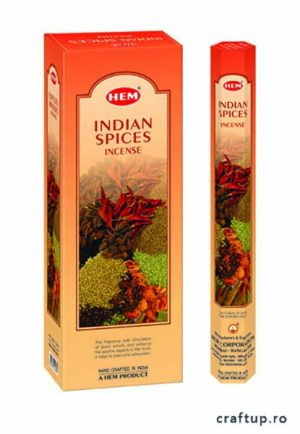 Bețișoare parfumate HEM - Indian Spices