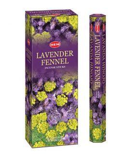 Bețișoare parfumate HEM - Lavender Fennel