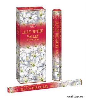 Bețișoare parfumate HEM - Lilly of the valley