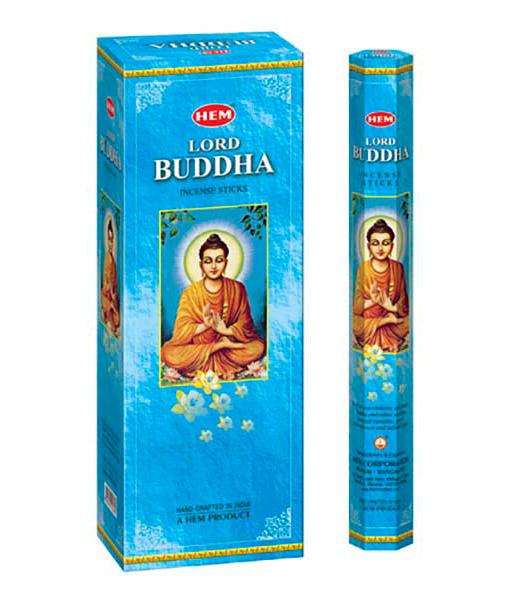 Bețișoare parfumate HEM - Lord Buddha