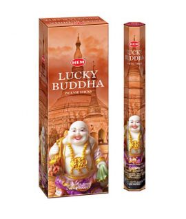 Bețișoare parfumate HEM - Lucky Buddha