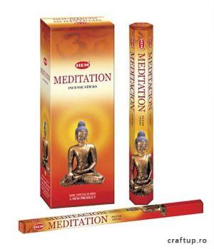 Bețișoare parfumate HEM - Meditation