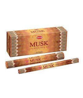 Bețișoare parfumate HEM - Musk
