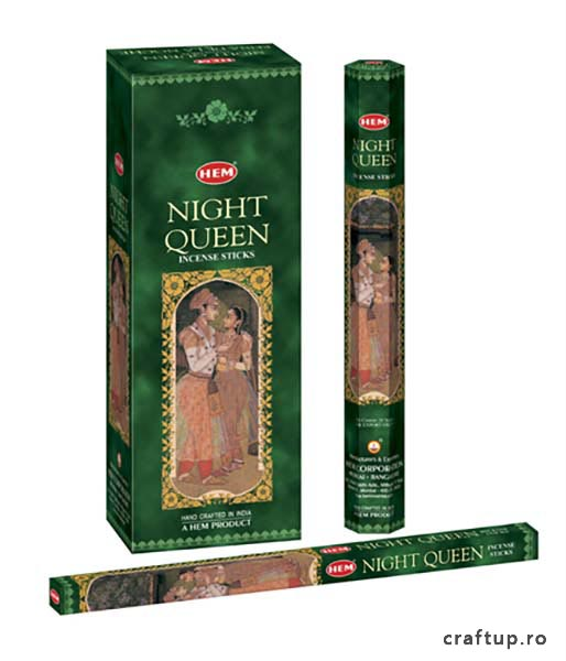 Bețișoare parfumate HEM - Night Queen