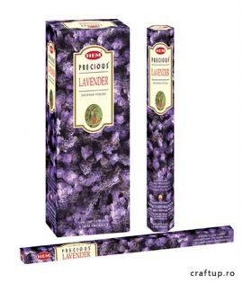 Bețișoare parfumate HEM - Precious Lavender
