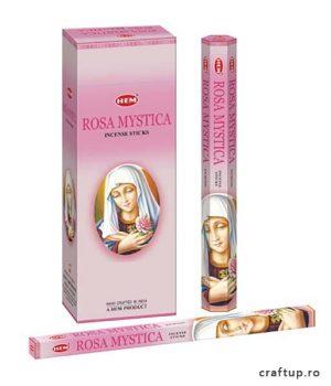 Bețișoare parfumate HEM - Rosa Mystica