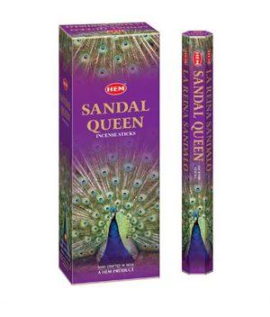 Bețișoare parfumate HEM - Sandal queen