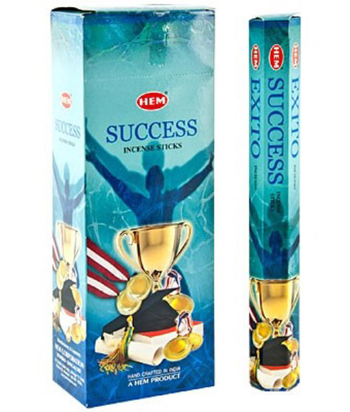 Bețișoare parfumate HEM - Success
