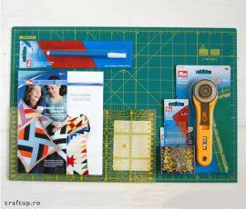 Set accesorii pentru Patchwork și Quilt - Prym 651447 - craftup.ro