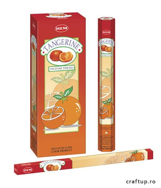 Bețișoare parfumate HEM - Tangerine