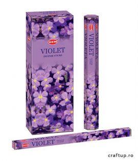 Bețișoare parfumate HEM - Violet