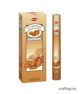 Bețișoare parfumate HEM - Almond