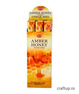 Bețișoare parfumate HEM - Amber Honey